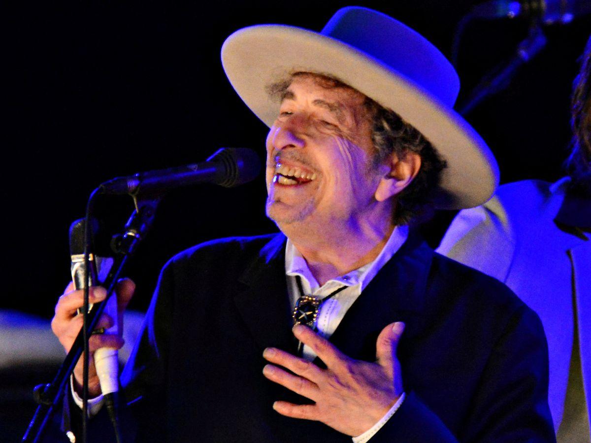 Боб Дилан / REUTERS