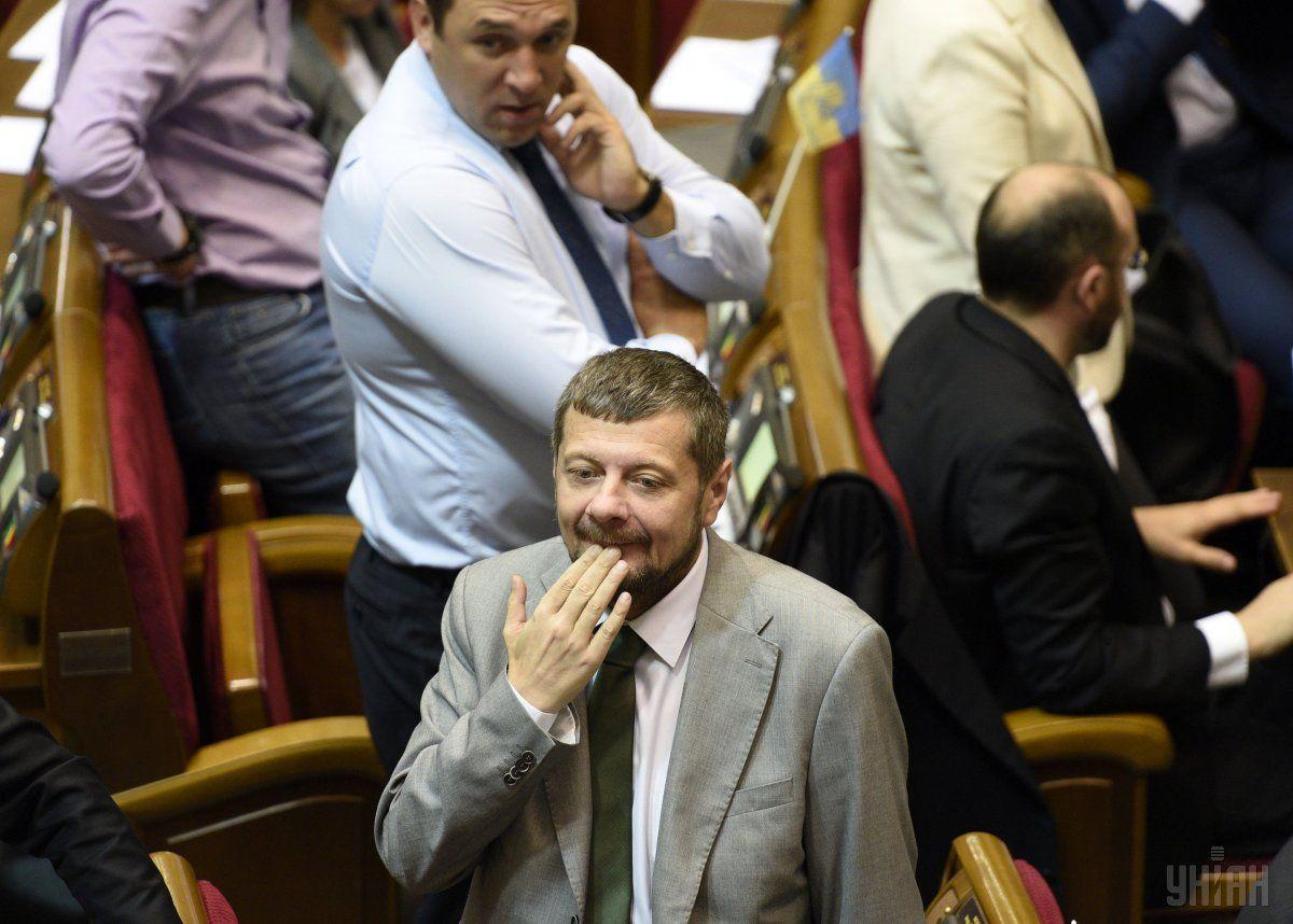 Генпрокуратура Украины проводит обыск у Игоря Мосийчука