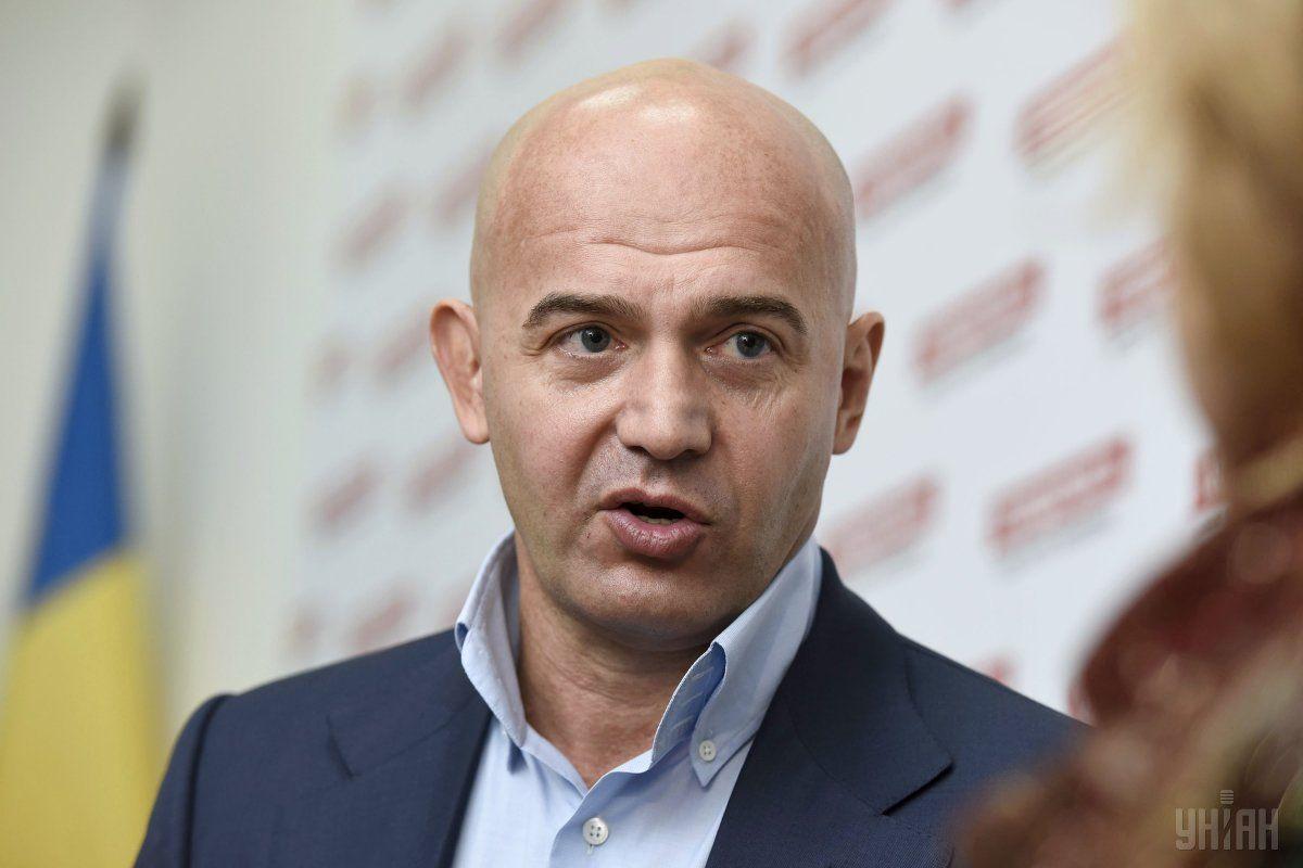 Кононенко приймає у своєму офісі власників енергобізнесу / фото УНІАН