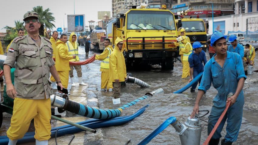 Єгипет накрили зливи / alaraby.co.uk