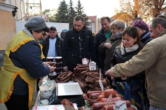 Черговий етап ярмарків відбудеться наступної суботи, 5 листопада, одночасно в п'яти районах Києва