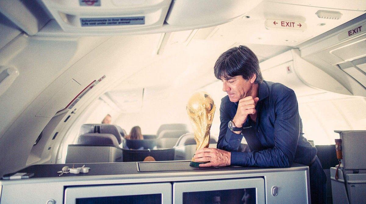 Лев выиграл для Германии ЧМ-2014 / Paul Ripke