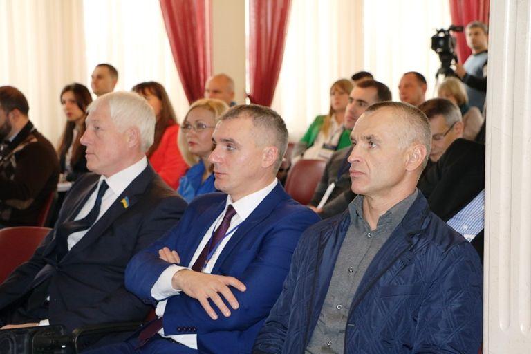 Проведення конференції ініціювала місцева влада / rada.cherkasy.ua