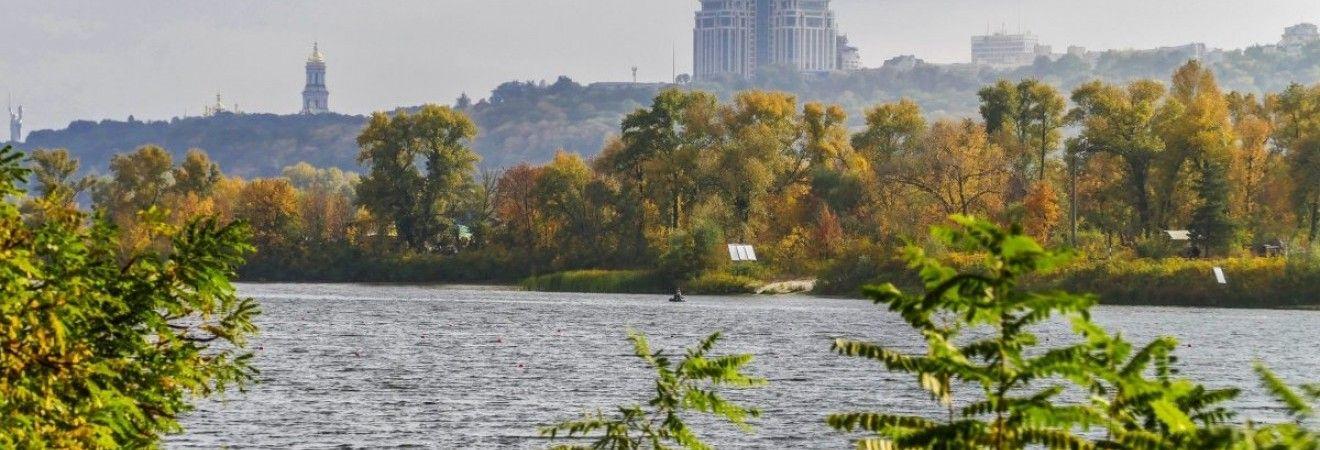 В Киеве завтра до +25°, без осадков
