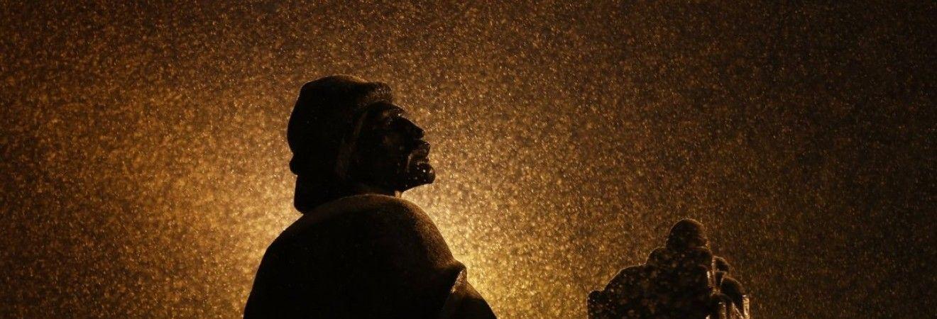 У Києві сьогодні пройде мокрий сніг, вдень до +3°
