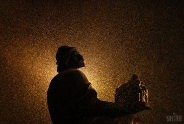 У Києві завтра пройде сніг з дощем, температура до +4°