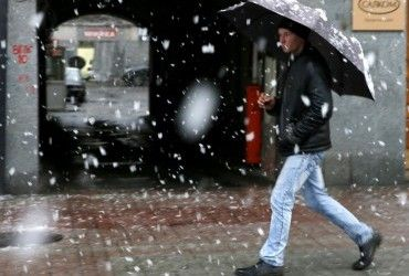 Стало відомо, коли в Києві випаде перший сніг