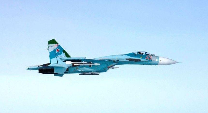 Украинские силы ПВО приведены в боевую готовность из-за провокаций авиации РФ возле Крыма