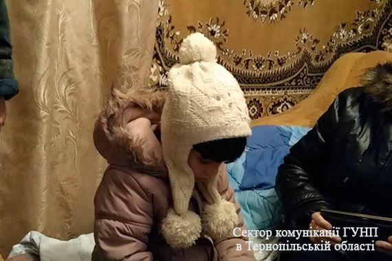 Про зникнення дівчинки 30 жовтня близько п'ятої ранку повідомила її матір / Фото ГУ НП у Тернопільській області