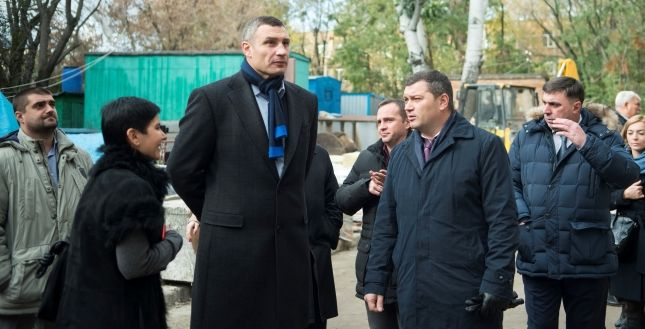 На завершення будівництва столична влада виділила 57 млн грн / kievcity.gov.ua