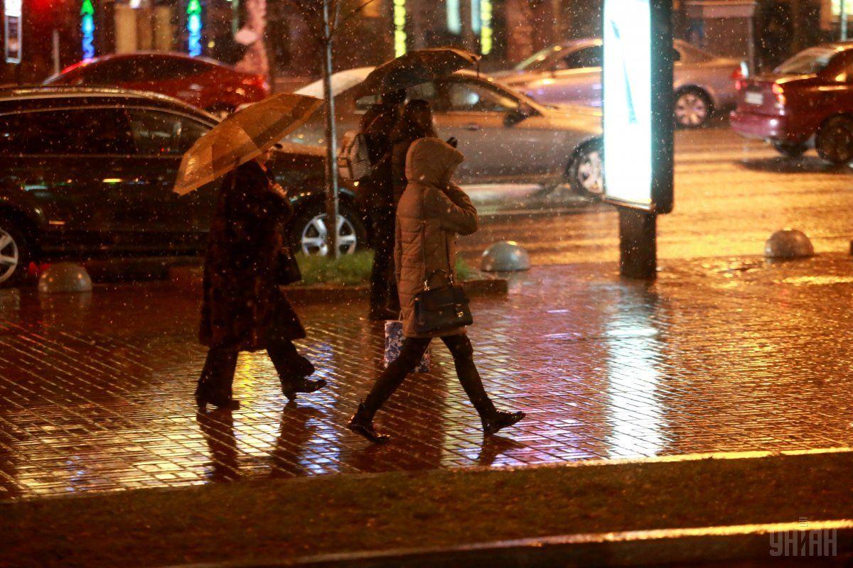 На выходных Украину накроют дожди / Фото УНИАН