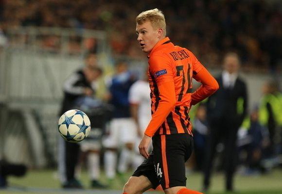 Коваленко не полетел с командой в Гент / ФК