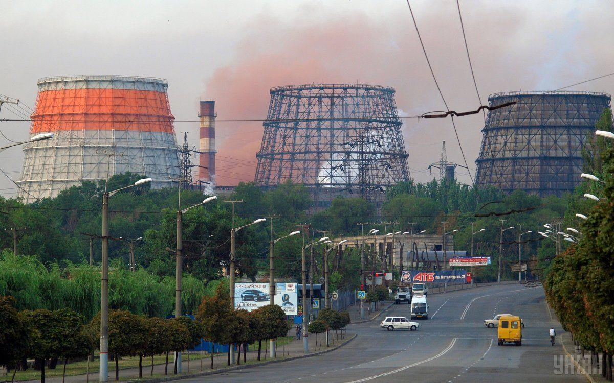 Про те, що на заводі підвищений рівень радіації, СБУ стало відомо від працівників підприємства / фото УНІАН