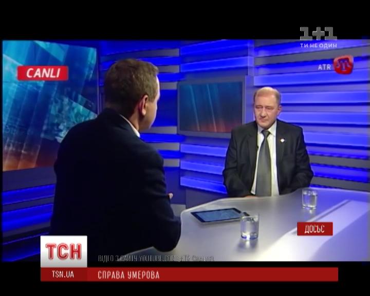 Оккупационные власти Крыма обвинили Ильми Умерова в экстремизме /