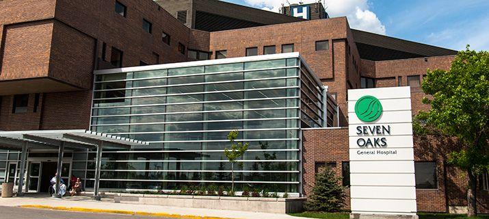 Seven Oaks General Hospital в Канаде / Фото: sogh.ca
