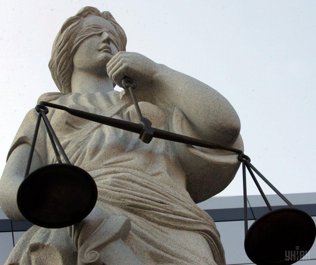 Подсудимый обвинения в хулиганстве во время суда не признал / фото УНИАН