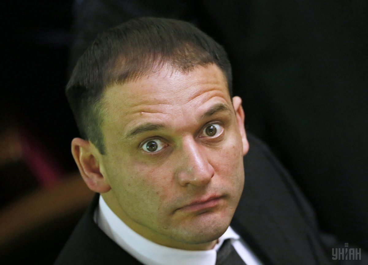 """""""Самопомич"""" должна понести политическую ответственность за то, что делает, - Бурбак о торговой блокаде оккупированного Донбасса - Цензор.НЕТ 3430"""
