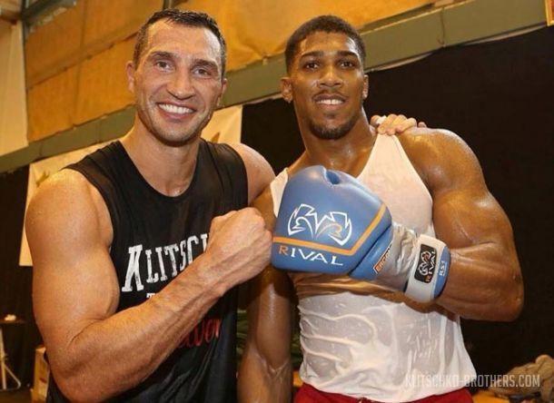 Билеты на бой Кличко-Джошуа могут разлететься за несколько часов / klitschko-brothers.com