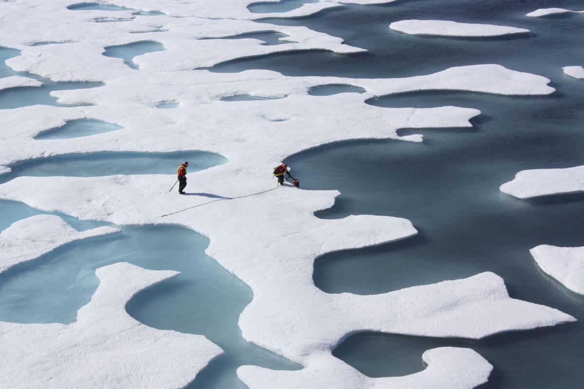 Знайдена причина швидкого потепління в Арктиці