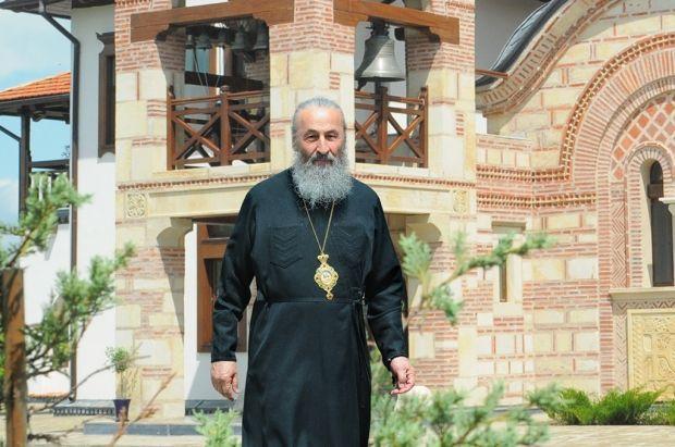 Предстоятель УПЦ Блаженнейший Митрополит Онуфрий