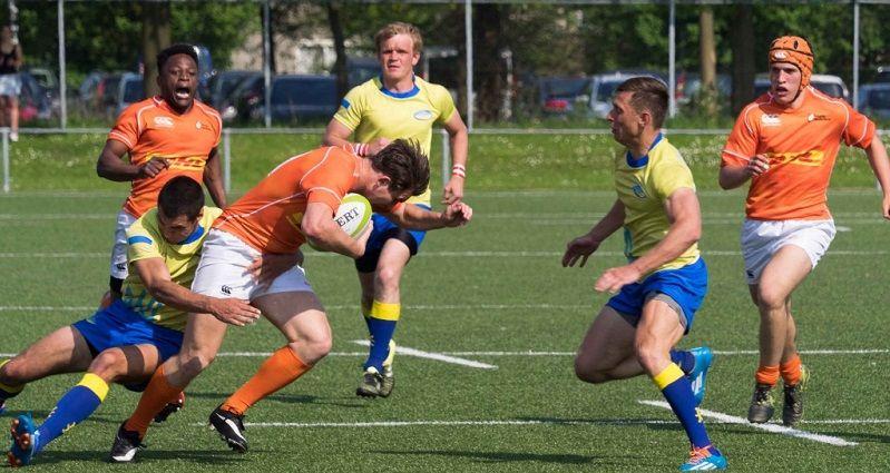Українські регбісти зазнали другої поспіль поразки у нинішньому розіграші чемпіонату Європи / rugby.org.ua