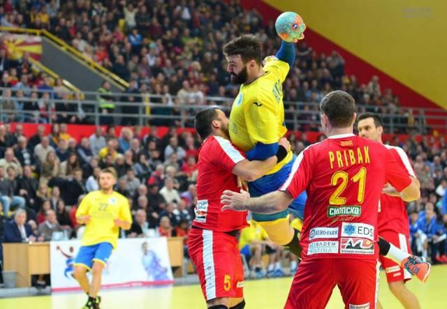 Украинские гандболисты после поражения на старте от Македонии обыграли Исландию / handball.net.ua