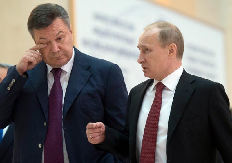 Путин пригрозил Януковичу отделением Новороссии еще в 2013 году
