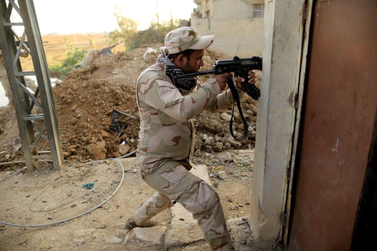 Бойові дії в Мосулі, ілюстрація / REUTERS
