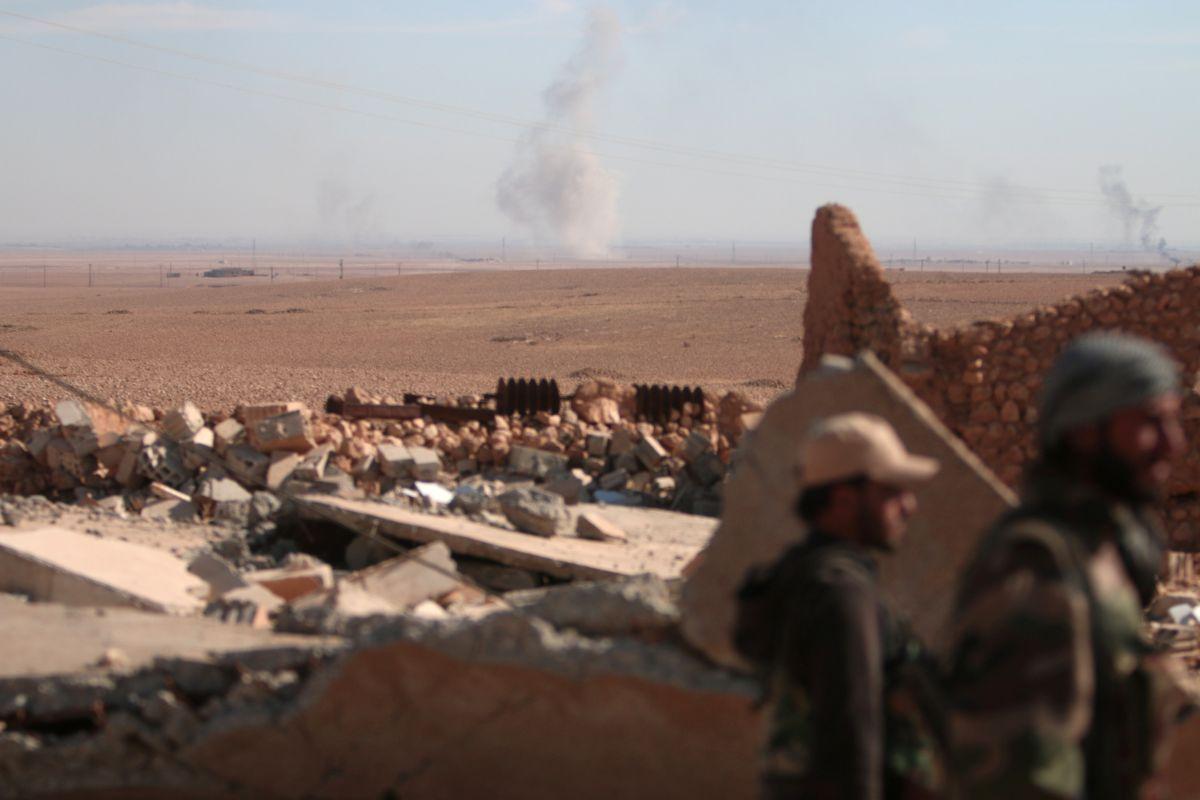 Черговий військовий РФ загинув у Сирії / REUTERS