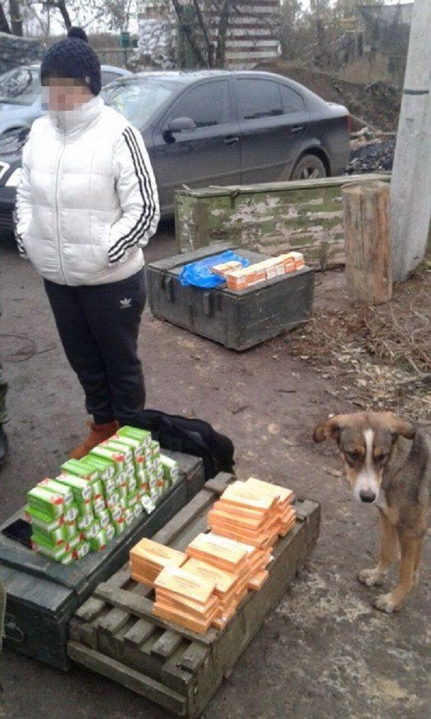 Всего было изъято 220 упаковок лекарств / ssu.gov.ua