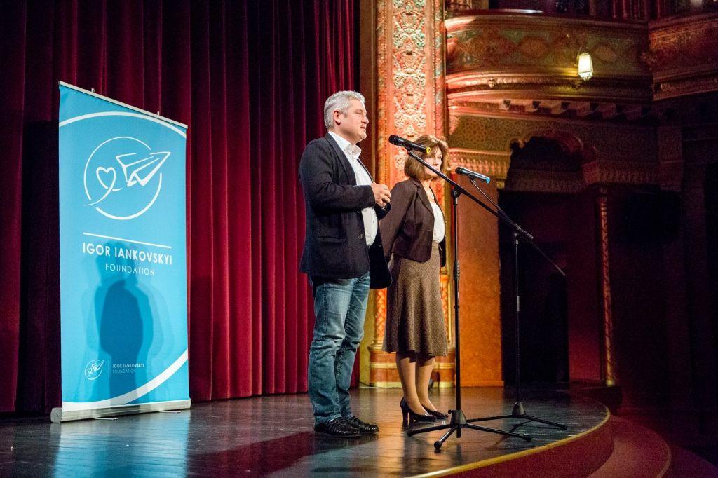Меценат Игорь Янковский открывает Дни украинского кино в Будапеште