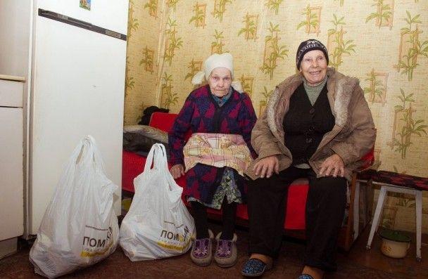 Адресная доставка – это поддержка самых нуждающихся людей / Фото: Пресс-служба Гуманитарного штаба Рината Ахметова