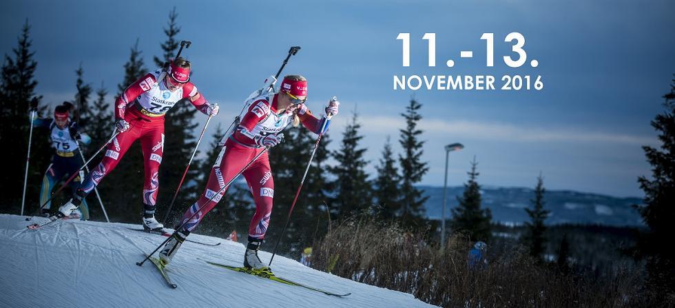 Новый сезон стартует уже в ближайшие выходные / skiskyting.no