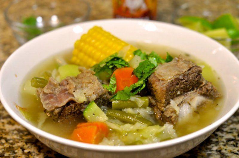 Такой суп быстро избавит от похмельного синдрома / Фото: actualnews.org