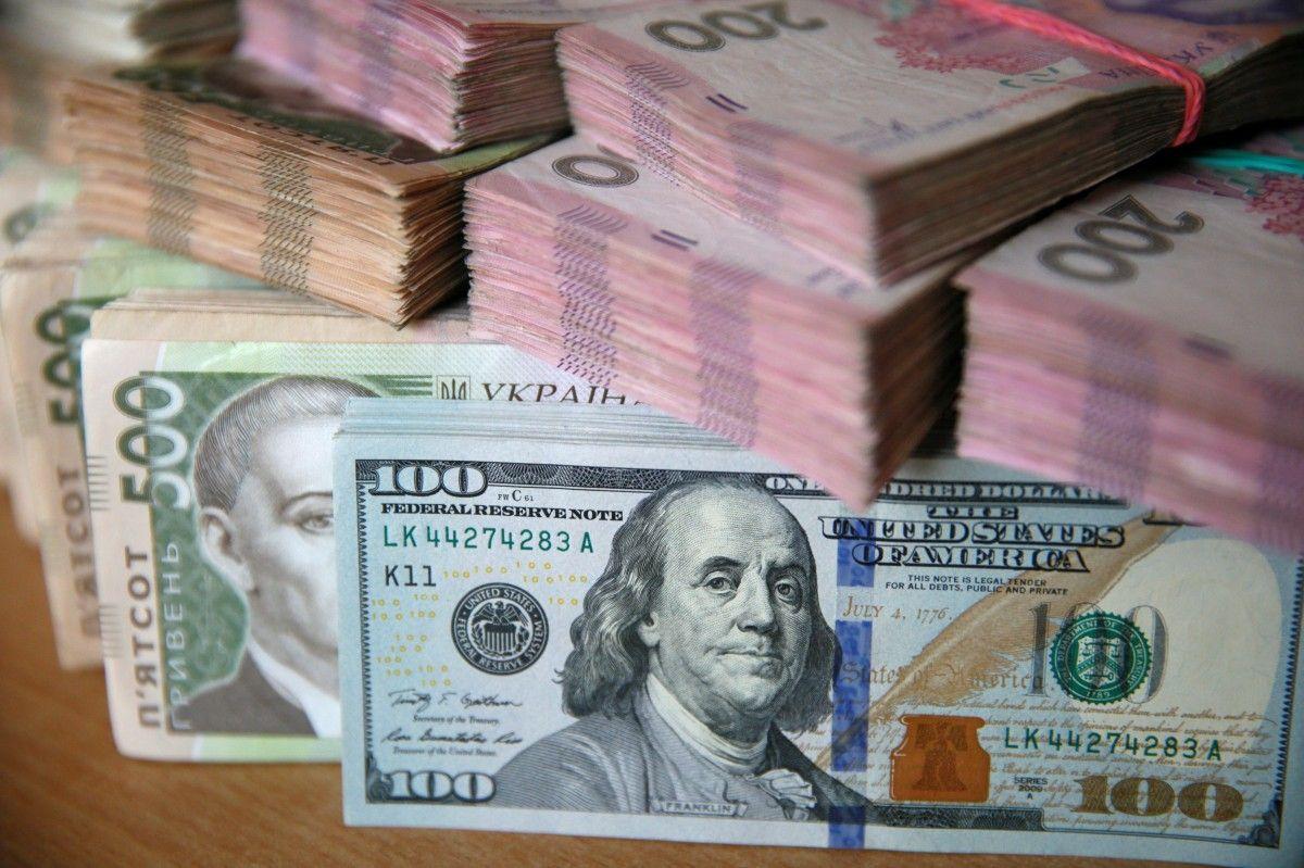 В прошлом году украинская экономика упала на 4% /REUTERS