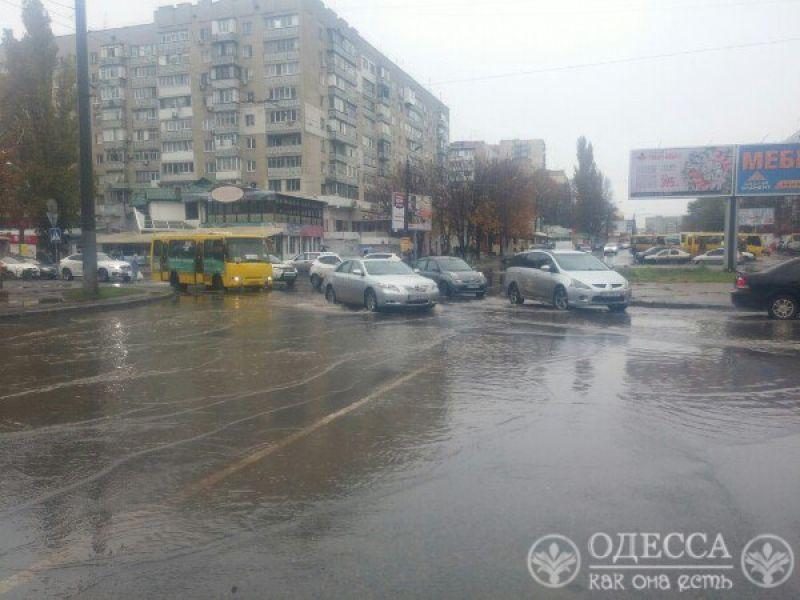 Затоплені вулиці Одеси / odpublic.net