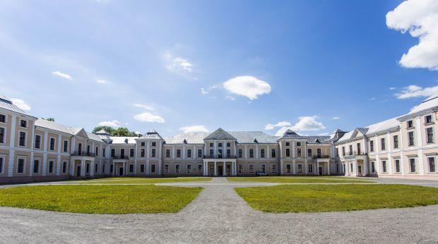палац Вишнівецьких