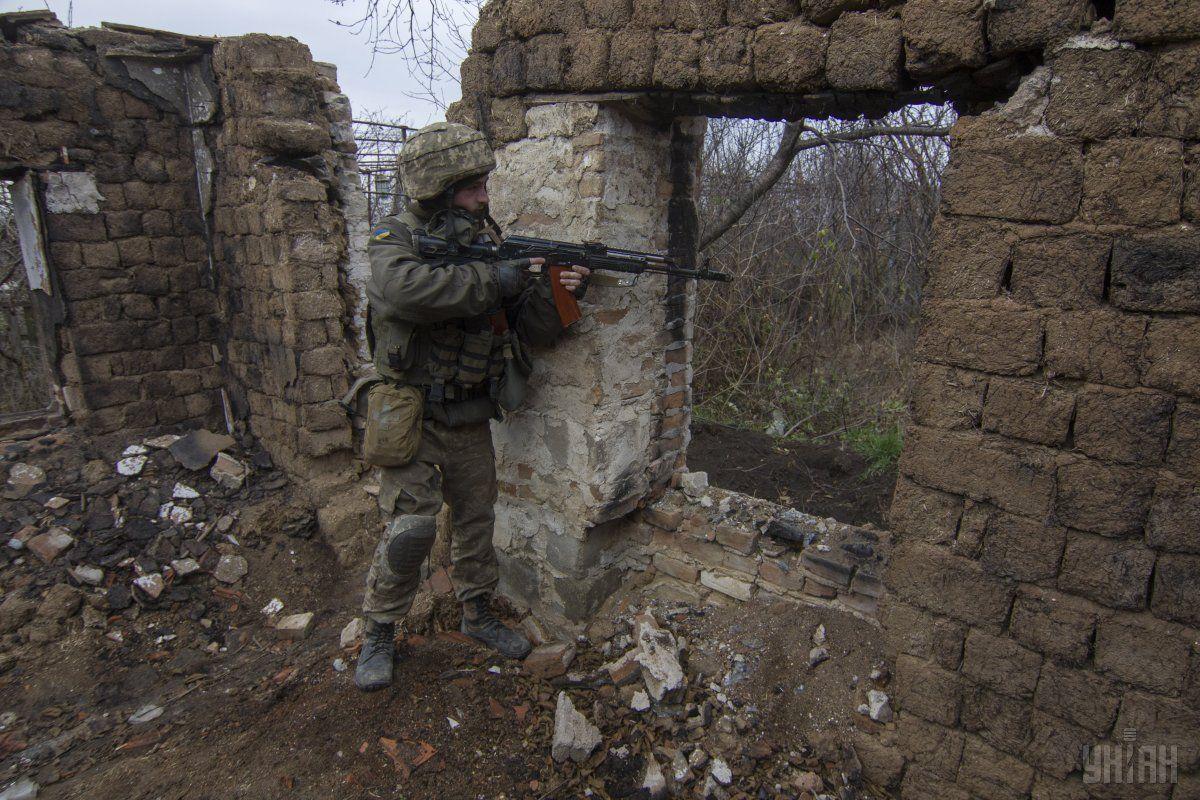 Ситуация на Донбассе остается неспокойной / Фото УНИАН