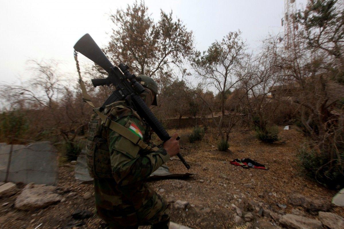Армия Ирака продолжает наступление на контролируемое террористами