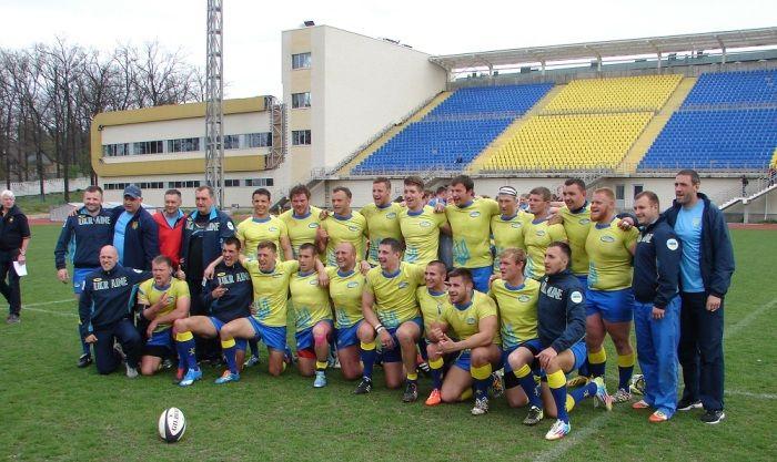 Українці програли всі три матчі в нинішньому році / rugby.org.ua
