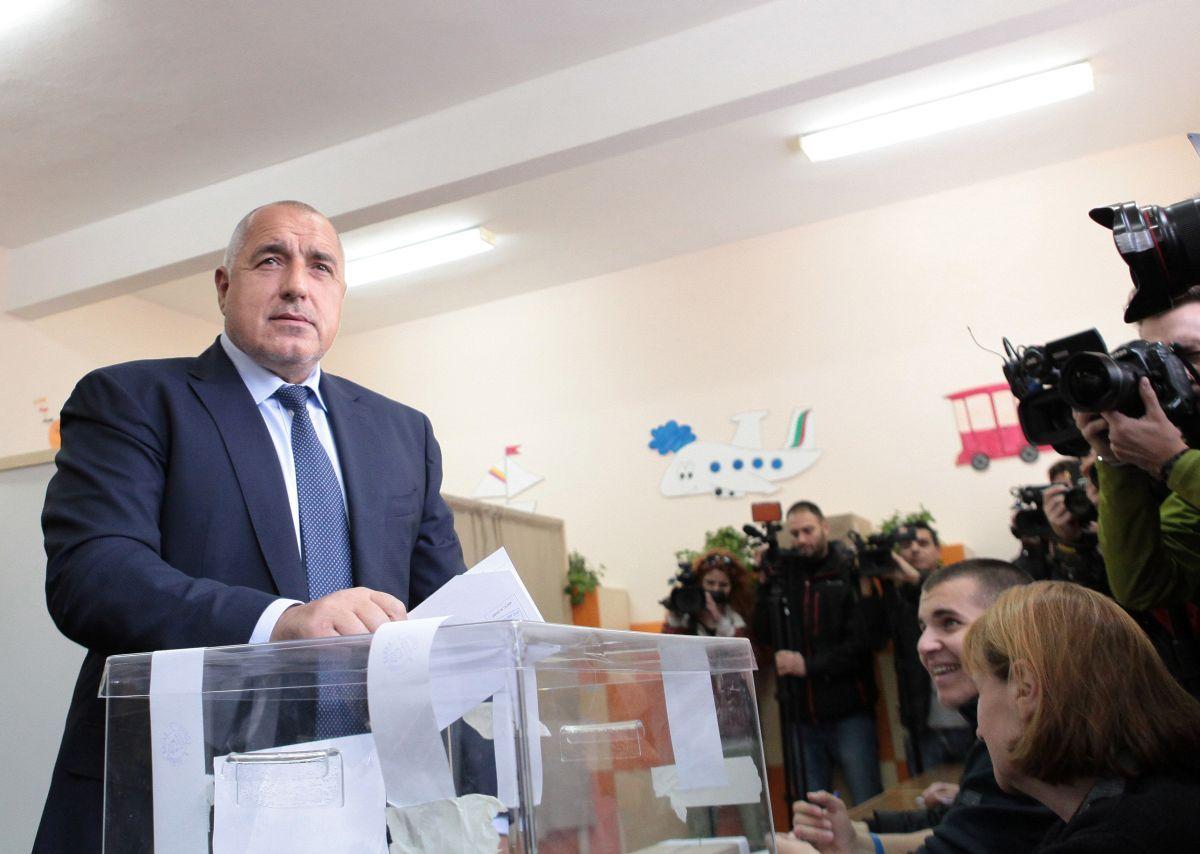 Бойко Борисов / REUTERS