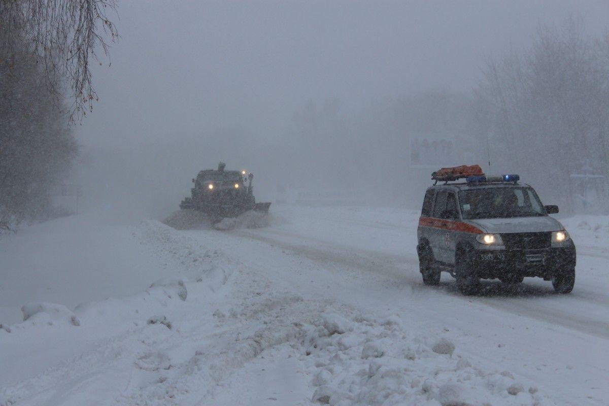 На Закарпатті очікуються сильні опади / Фото dsns.gov.ua