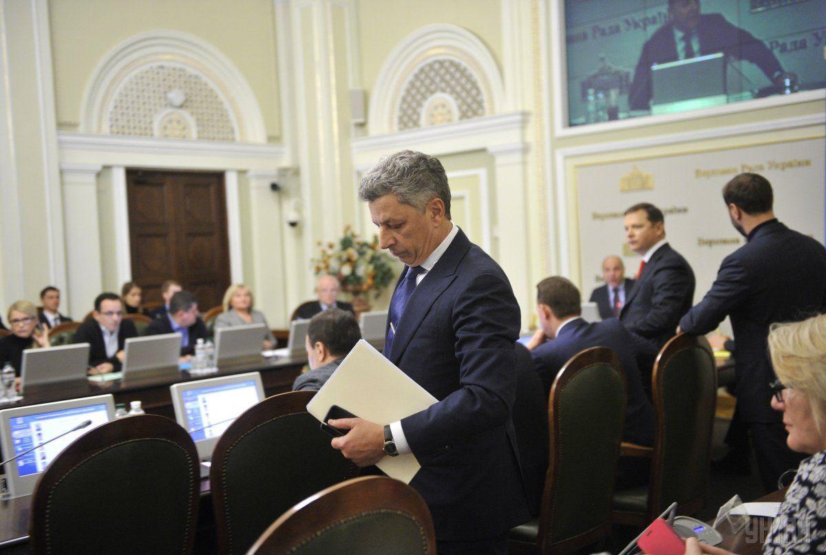 Против кандидатуры Бойко категорически отрицает крыло Ахметова / фото УНИАН