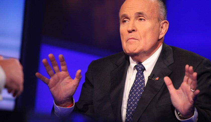 Rudy Giuliani / Photo from The Fortune