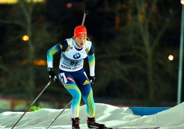 Термін дискваліфікації Абрамової закінчиться 3 лютого 2017 року / biathlon.com