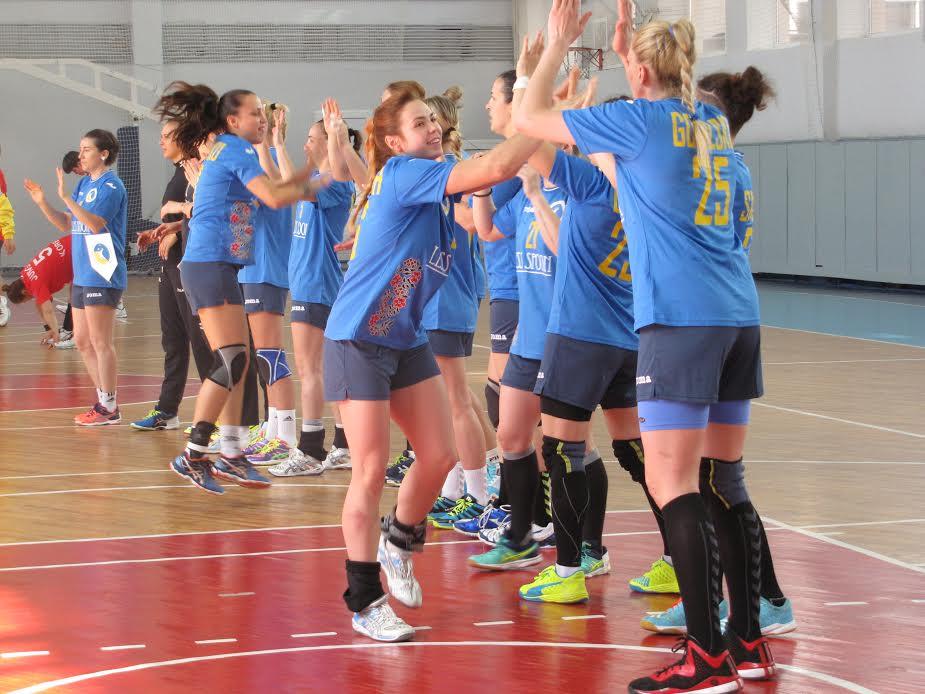 В составе команды готовятся к вібдбору ЧМ 22 игрока / handball.net.ua