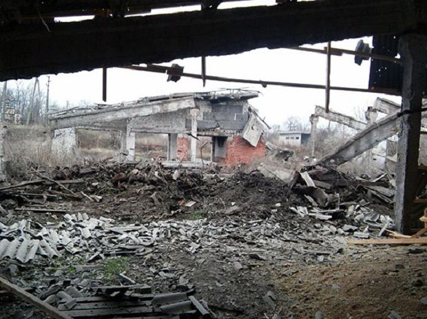 Погибших и пострадавших нет / фото dn.npu.gov.ua