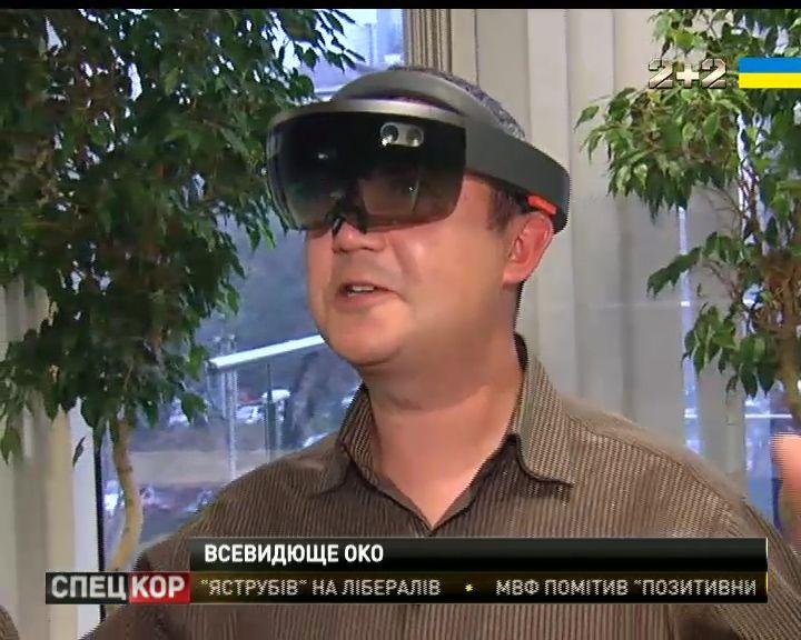 Украинские инженеры изобрели армейский шлем с функцией дополненной реальности /
