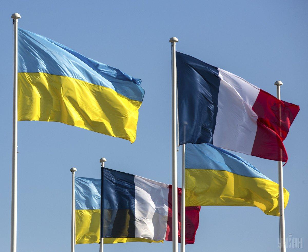МИД вызвал посла Франции из-за слова Макрона / Фото УНИАН