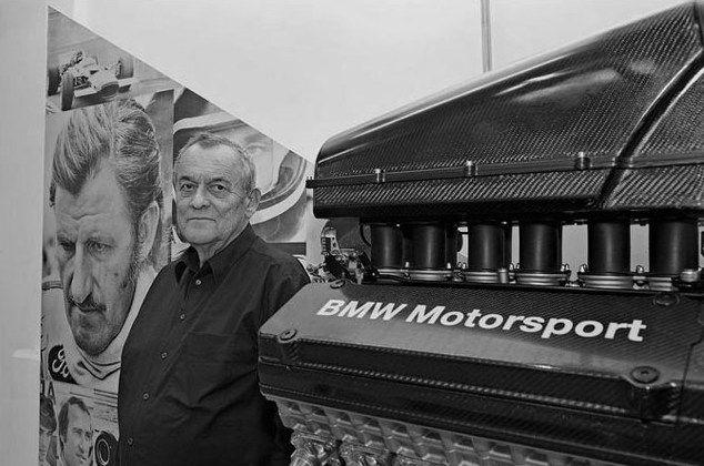 Пауль Роше свои лучшие годы карьеры провел в BMW / f1news.ru